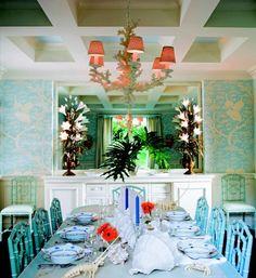 Celerie Kimble's Dining Room