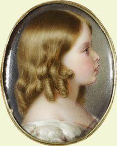 Victoria, Princess Royal  c.1845 - Royal Collection