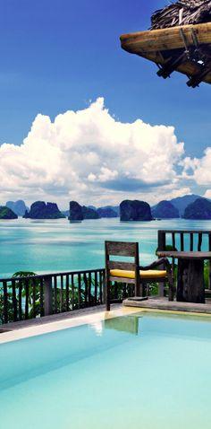 Six Senses Yao Noi in Yao Noi, #Thailand