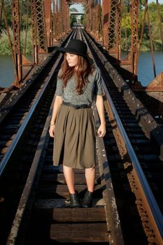 Trains, hats, and adorable booties.