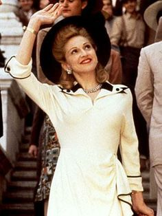 Madonna as Evita    She was great!