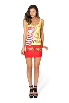 Le Cheshire Dress by Black Milk Clothing $95AUD