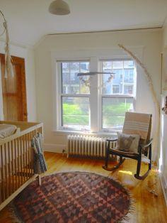 baby Lindello nursery