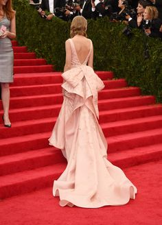 """Taylor Swift Taylor Swift attends the """"Charles James: Beyond Fashion"""" Costume Institute Gala at the Metropolitan Museum of Art on May 5, 201..."""