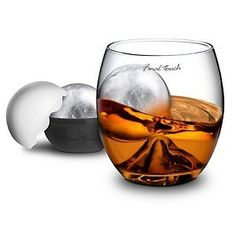 Wine Enthusiast on the Rock Glass with Ice Ball maker Discount - http://mydailypromo.com/wine-enthusiast-on-the-rock-glass-with-ice-ball-maker-discount.html