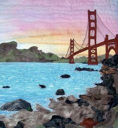 San Francisco by Nancy Sterett Martin