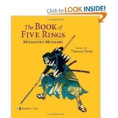 Book of Five Rings: Strategy for Life.