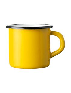 Sunshine in a tin cup.