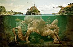 Kraken Rock  The wan