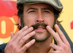 Jason Lee for #Movember