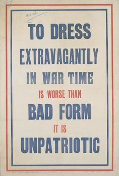~ National War Savings Committee Poster No. 7, Great Britain,Imperial War Museums