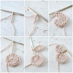 Circulos de crochet