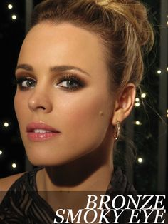BRONZE SMOKEY EYE- @Amy Lyons Hammons