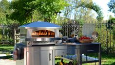 Kalamazoo Outdoor Gourmet features their Artisan Fire Pizza Oven #appliances #kitchen #cooking