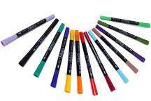 pen pencil, color, paint pen