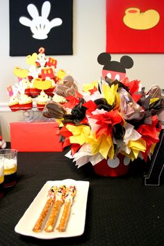 """Photo 1 of 14: Mickey Mouse / Birthday """"Mickey Mouse Birthday Bash"""" 