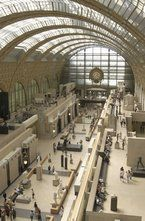 Musee d'Orsay in Paris - love this sanctuary of impressionistic art!  It's been too long... #France #museum #impressionism