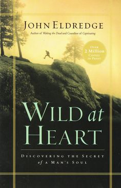Wild At Heart...SUCH an AWESOME book if you have boys..an absolute must read!!