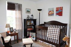Project Nursery - Houndstooth Nursery