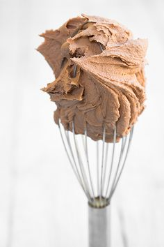 Just put it directly into my mouth- Nutella Buttercream Frosting | Cooking Classy