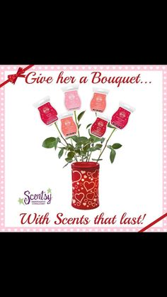 Perfect Scentsy for valentines.  HTTPS://lvmy.scentsy.us