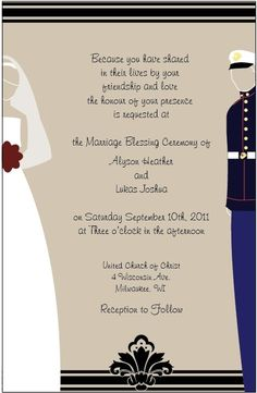 military wedding ideas by military1click on pinterest military