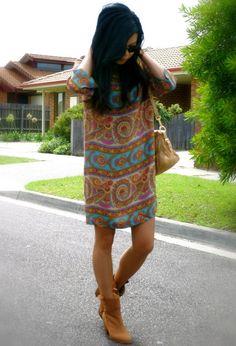 shift dress inspiration