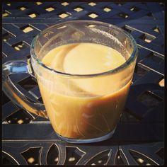 Paleo pumpkin spiced latte...  Thanks Nina!