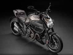 Ducati Diavel Titanium limited edition motorcycle