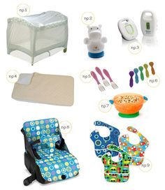 travel gear for toddlers