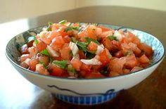 Fresh Tomato Salsa — Punchfork