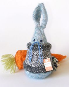 Wabbitys by Elizabeth Healey #knitting