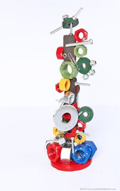 Magnetism for Kids : Magnetic Sculptures...love this!