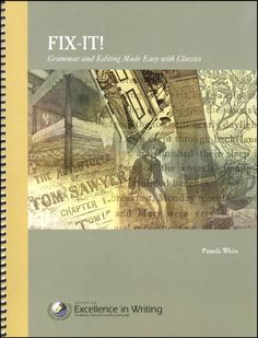Fix It! Grammar and Editing Made Easy with Classics