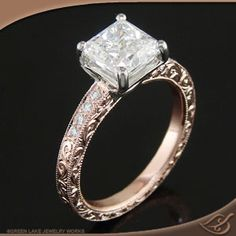 galleries, diamonds, fans, engagements, classic engag, engag ring, the band, rose gold, engagement rings