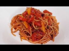 ▶ Spaghetti - Špageti - YouTube