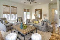 In the Customer's Home - traditional - Family Room - Birmingham - Barnett Furniture