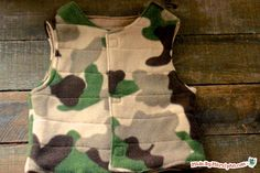 Free Vest Pattern for Kids: Made By Marzipan