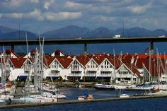 Harbor of Stavanger, Norway, where my paternal great-grandmother was from.