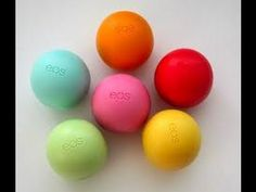 color, eo lipbalm, eos lip balm