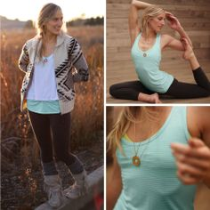 FIT STYLE to STREET STYLE | Athleta Spring 2014 Collection