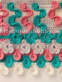 There are more on my blog, but these are some of my favorites.Free Crochet Patterns: Interesting Crochet Stitches