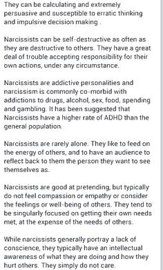 4/6 Narcissistic sociopath A Help for narcissistic sociopath relationship survivors