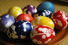 Ukrainian Cuisine Weekly - Week 11 - Ukrainian Easter Eggs - Tour 2 Go