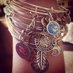 I love these Ani & Alex bracelets! I love the one I have and want moooorree