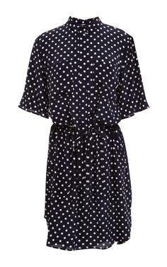 Drawstring Waist Tunic Dress by Suno Now Available on Moda Operandi