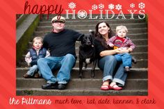 Happy Mama Photography: Free Cute Christmas Card Template!