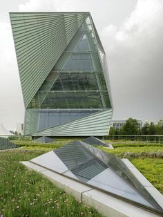The Centre for Sustainable Energy Technologies, China by Mario Cucinella