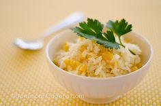 Arroz con maiz