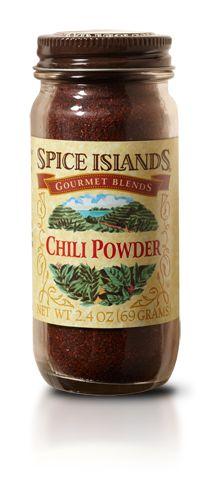 Chili Powder - Seasoning Mixes